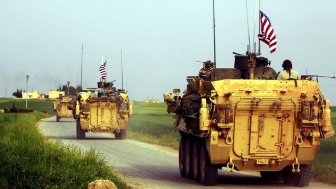 صورة سوريا..ترامب: اقتلوا الإرهابي وعائلته