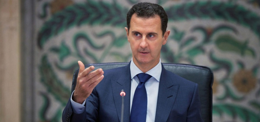 صورة طرح عقوبات أوروبية جديدة على الأسد