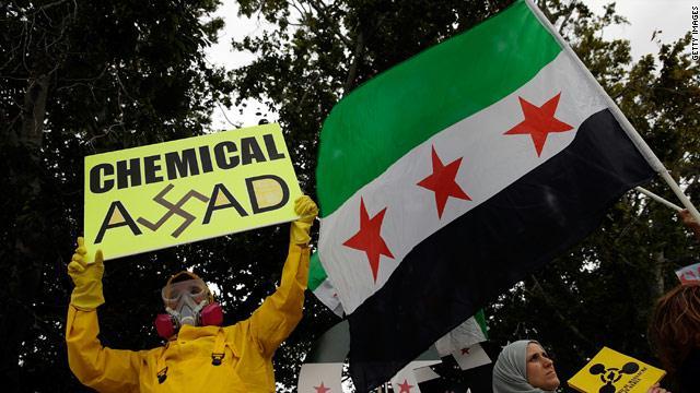 صورة مجزرة مرتقبة للأسد ستطال قلب الثورة