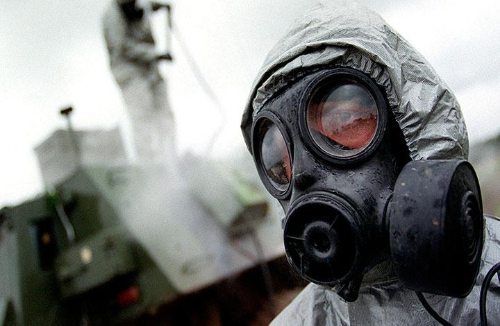 صورة شركات أوروبية متورطة بشحن كيماوي لسوريا