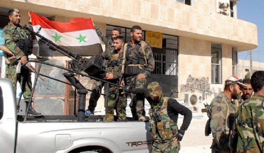 صورة حملة عسكرية للأسد على ريفي حماة وحمص