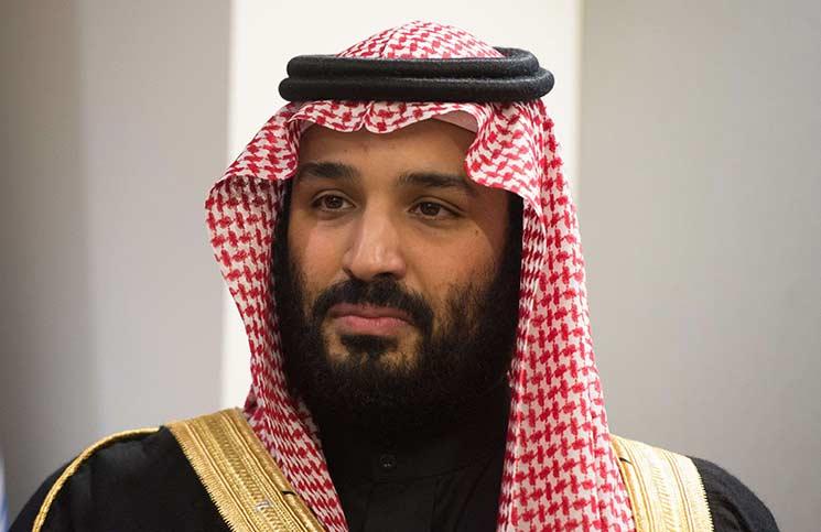 صورة ولي العهد السعودي: الإسرائيليون لديهم حق العيش بسلام على أرضهم