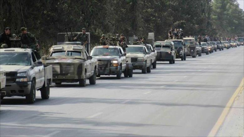 صورة جنوب دمشق..معركة مرتقبة ومصير مجهول للآلاف