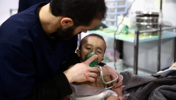 صورة الاتحاد الأوروبي: الأسد يتحمل مسؤولية الهجوم الكيماوي