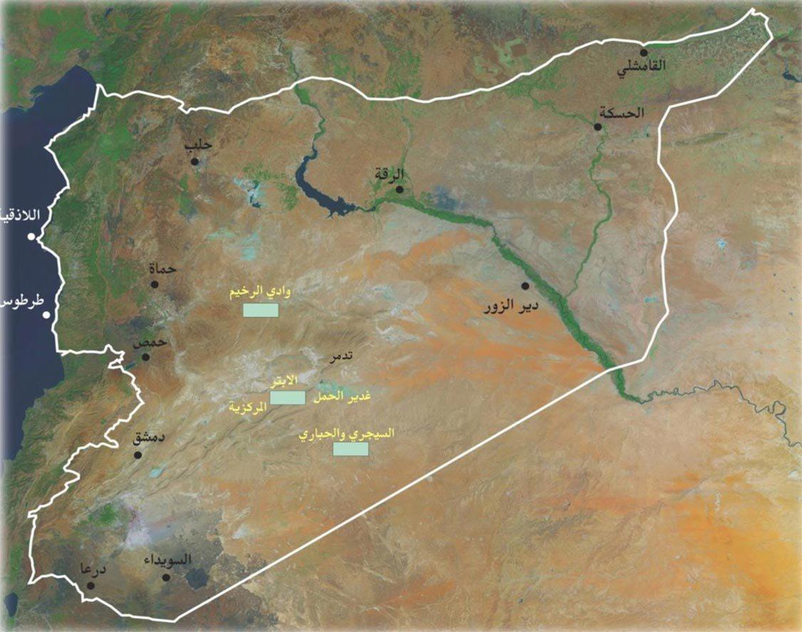 صورة الأسد يقدم للروس فوسفات سوريا لـ50 عاما