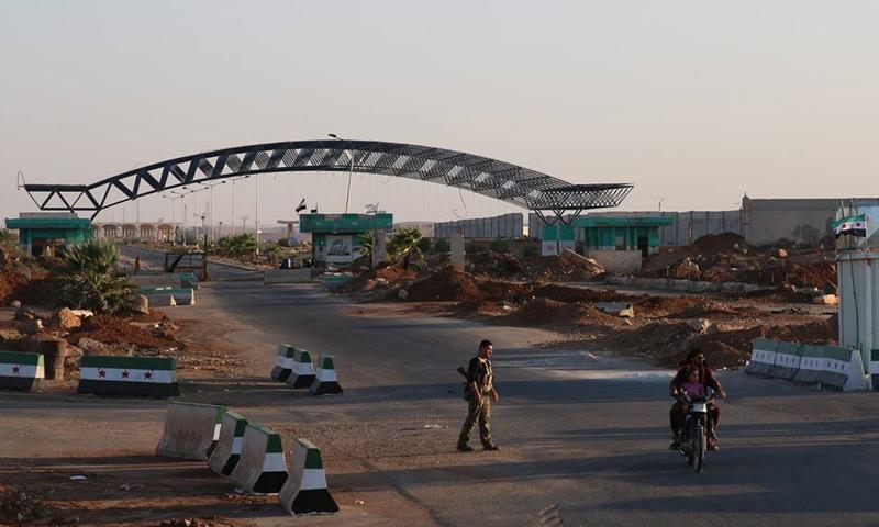 صورة وفد اقتصادي أردني يزور دمشق