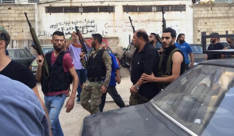 صورة جنوب دمشق..مقتل ثلاثة ضباط للأسد على يد تنظيم الدولة