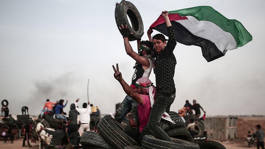 صورة غزة.. 8 قتلى وأكثر من ألف جريح