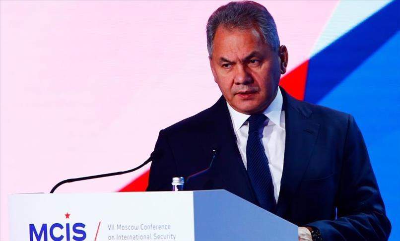 صورة روسيا: التحالف الدولي يزعزع الوضع بسوريا