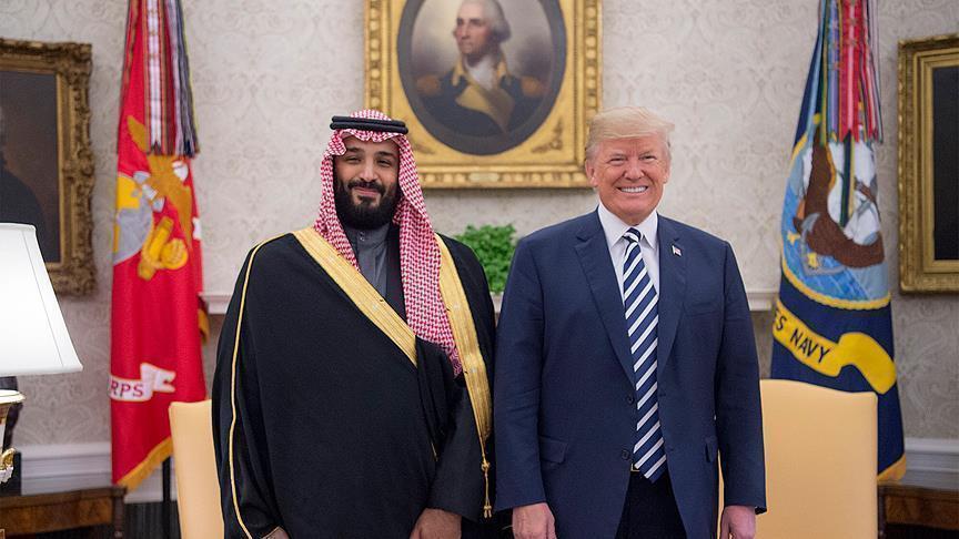 """صورة خبراء..ينصحون السعودية بعدم الاستجابة لـ """"ابتزاز"""" ترامب"""
