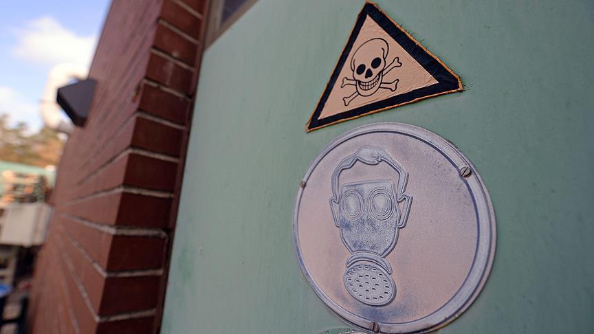 صورة سويسرا صدرت 5 أطنان من المواد الكيميائية لسوريا