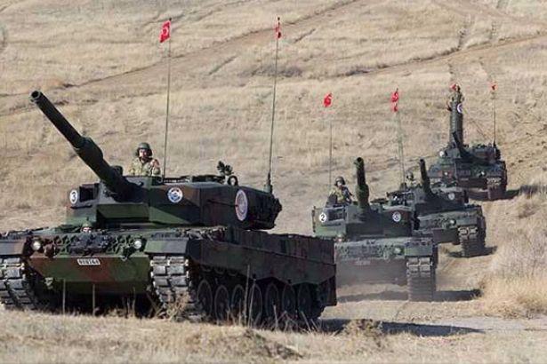 صورة سوريا..الجيش التركي ينشأ ثامن نقاط المراقبة
