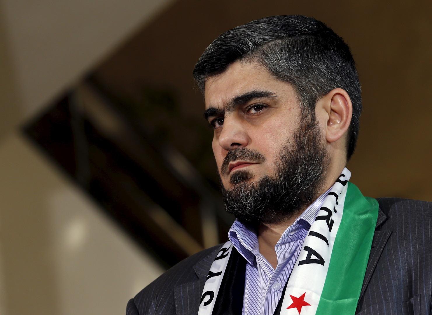 صورة محمد علوش: لماذا كل هذه الضجة عن الاستقالة؟