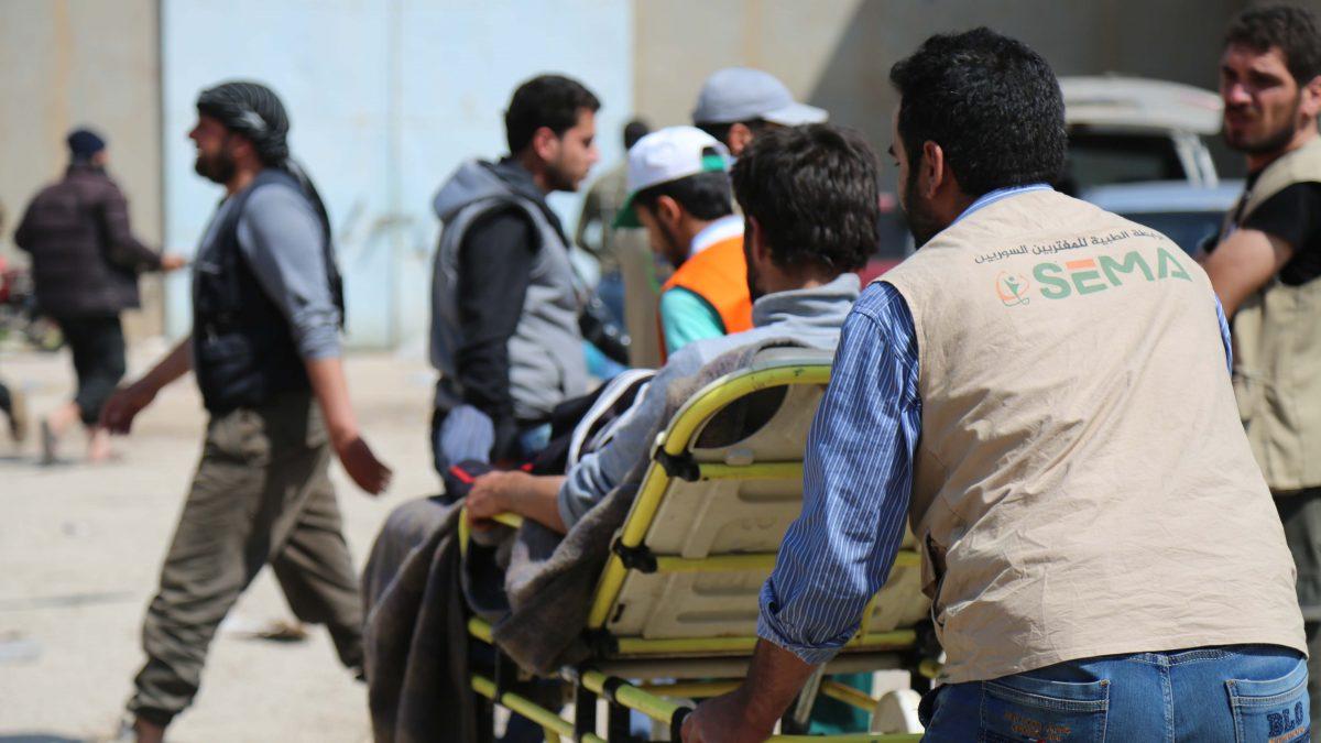 صورة النظام يلحق مشافي ريف حمص بمؤسساته الصحية