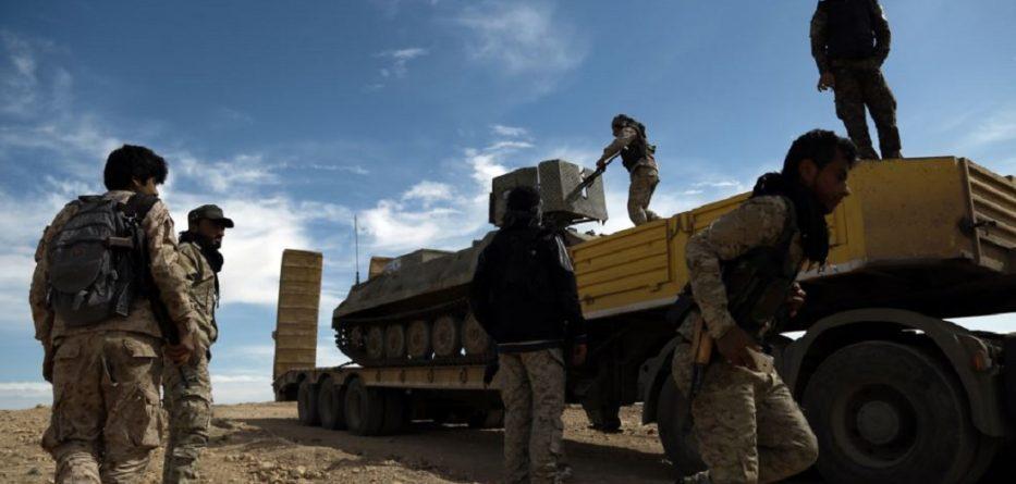 """صورة الحسكة..التحالف يزود """"ب ي د"""" بمعدات عسكرية"""