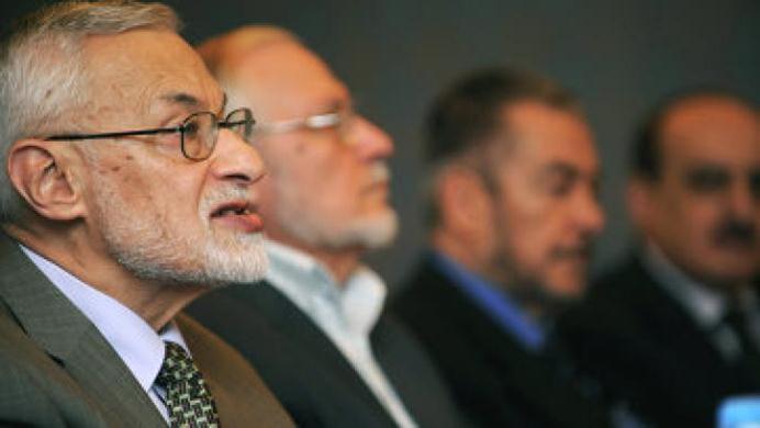 """صورة """"إخوان سوريا"""" تشنّ هجومًا على أمريكا وروسيا والجامعة العربية"""