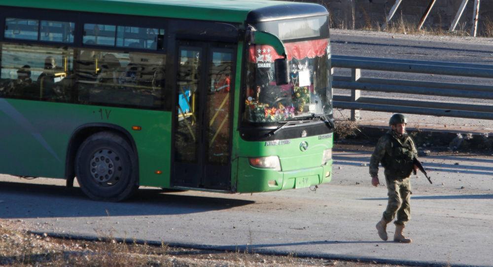 صورة هيئة التفاوض..من يرغب بالعودة لشمال حمص عليه التواصل مع الأتراك