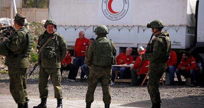 صورة روسيا: سنوقف أي عمل عسكري بدرعا