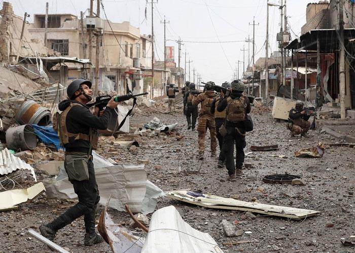 صورة الموصل..آلاف الجثث لا تزال تحت الأنقاض منذ عام