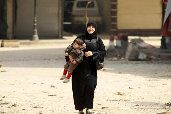 صورة الأمم المتحدة: مستقبل إدلب أسوأ من ماضي الغوطة