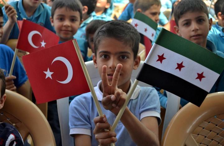 صورة مفاجأة سعيدة من الرئيس التركي للسوريين
