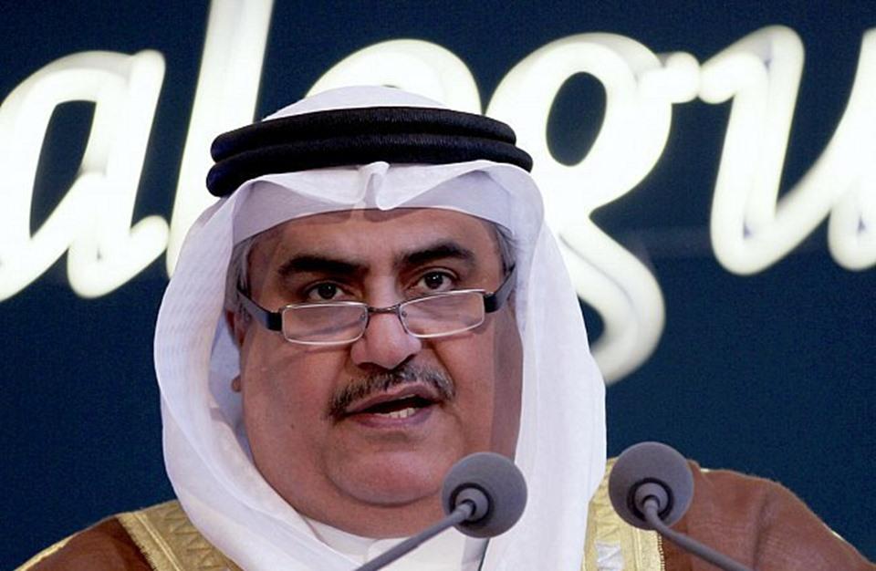 صورة البحرين.. لا بارقة أمل لحل الأزمة الخليجية