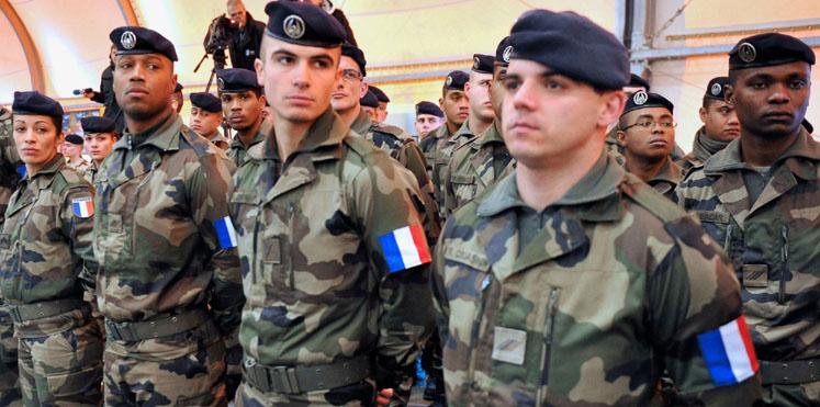 صورة لماذا نشرت فرنسا قواتها في الأراضي السورية؟