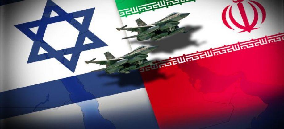صورة إسرائيل وإيران بسوريا..تهدئة أم تصعيد؟