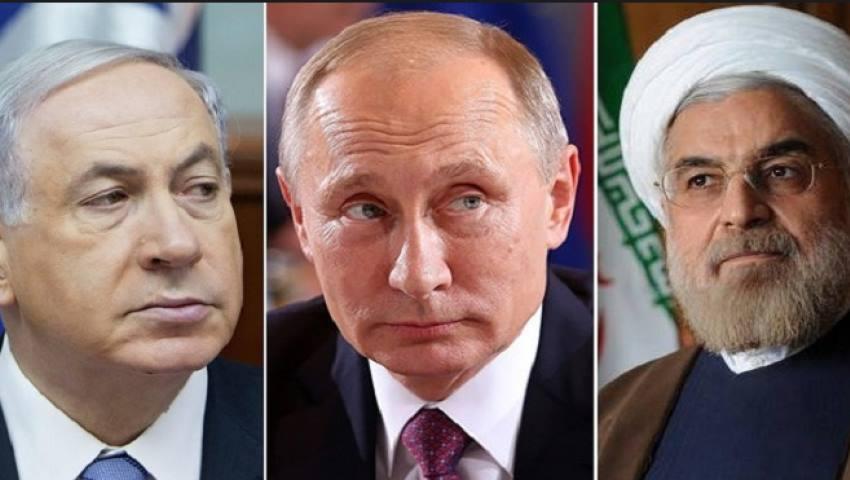 صورة روسيا المستفيد من تدمير إيران بسوريا