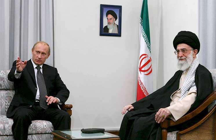 صورة تصدعات تضرب أوتاد الحلف الروسي الإيراني