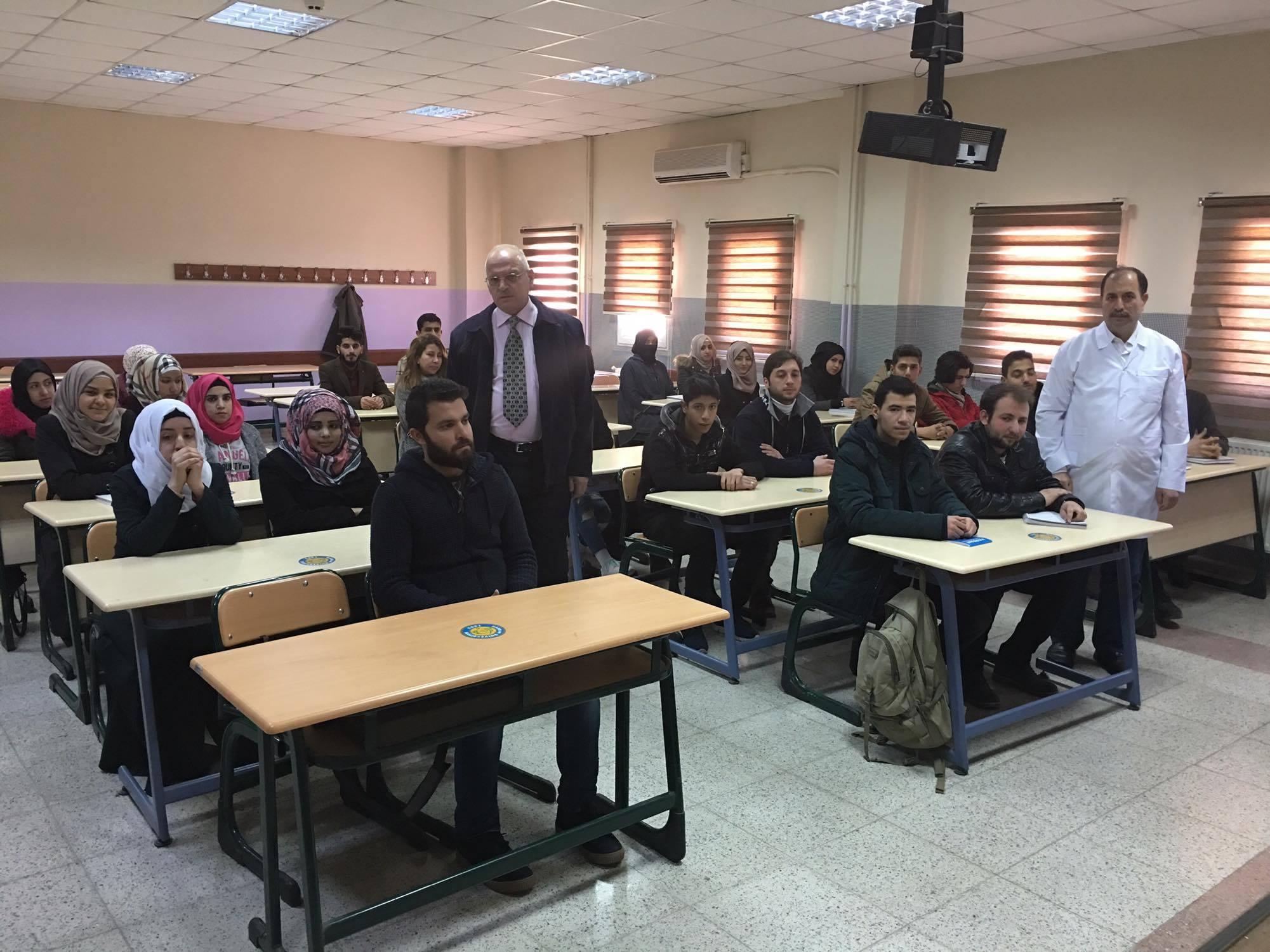 صورة 56 جامعة تركية تعتزم استقبال طلاب من حلب