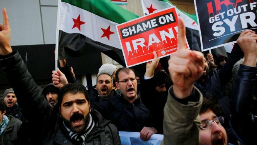 صورة الأسد أدخل الميليشيات مقابل ألا يرحل