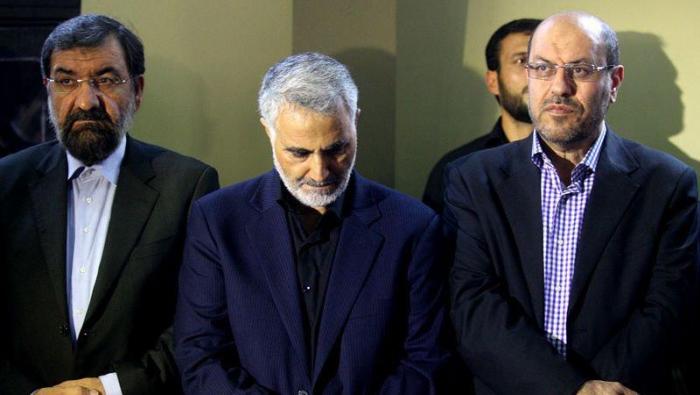 صورة خلافات تضرب المؤسسة الأمنية الإيرانية