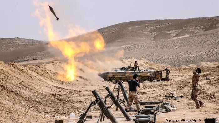 """صورة تدمر..""""الدولة"""" يقتل 30 عنصراً لإيران والأسد"""
