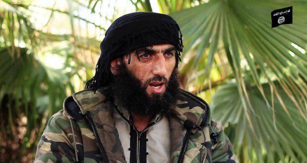 صورة اعتقال أخطر قياديي تنظيم الدولة بسوريا