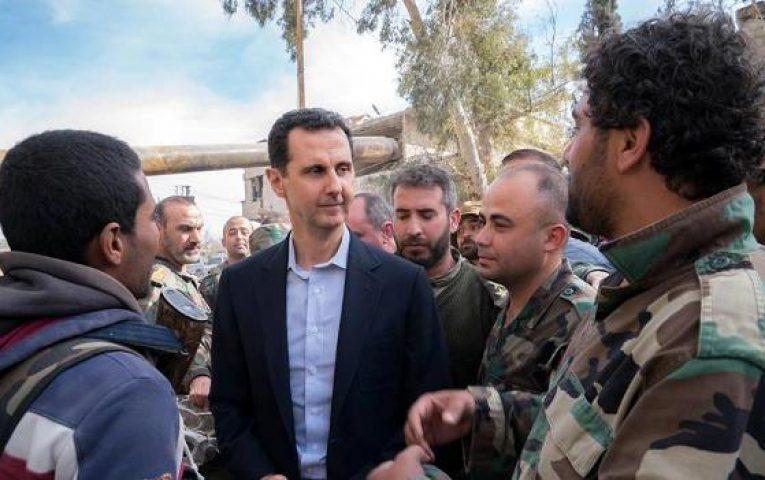 صورة هكذا استعاد الأسد السيطرة على نصف مساحة سوريا