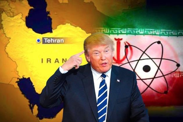 صورة ترامب: على إيران أن تفاوض..وإلا..
