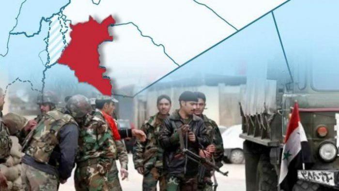 صورة روسيا تدعو إيران لمغادرة جنوب سوريا.. وأمريكا تعرض حلها