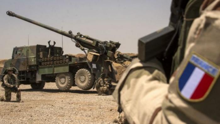 صورة سوريا..مدافع الجيش الفرنسي تدخل المعركة