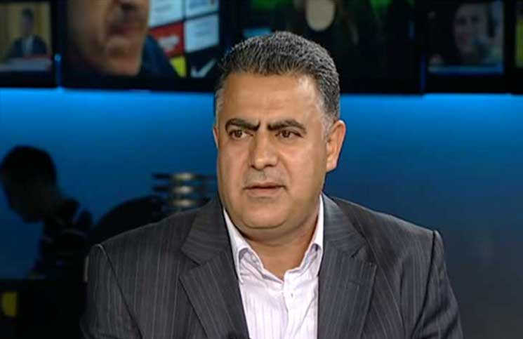 صورة «العليا للتفاوض» تبحث إقالة خالد المحاميد