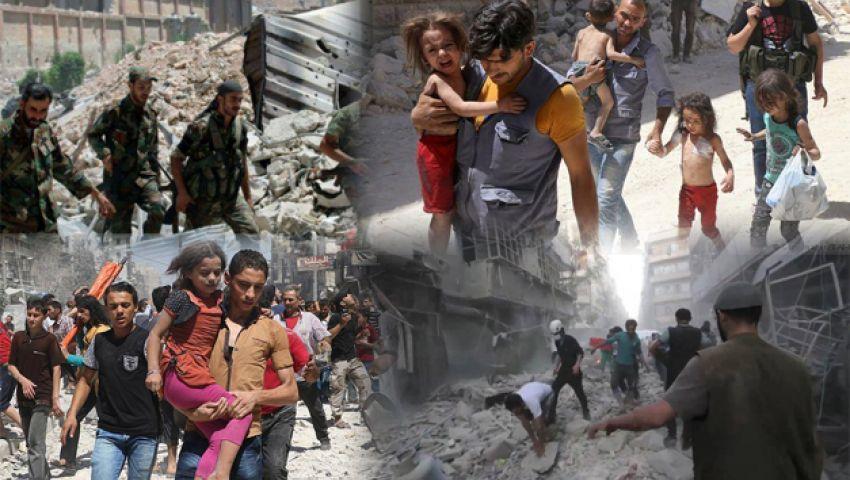 صورة مجلس الأمن يطالب بهدنة في سوريا