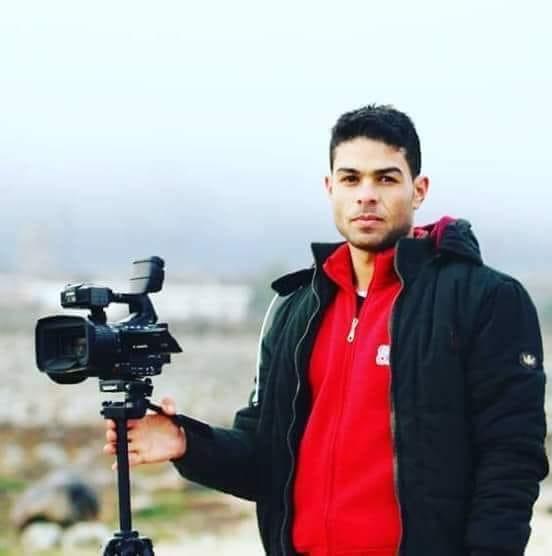 صورة اغتيال إعلامي بدرعا واختطاف مدير إعلامي بإدلب
