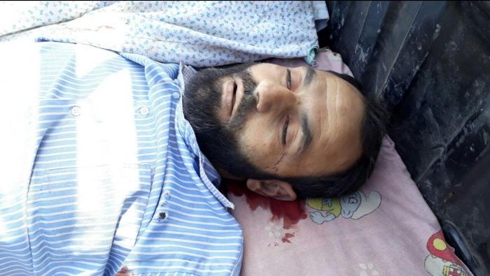 صورة قسد تتبنى اغتيال قائد شرطة الغوطة في عفرين