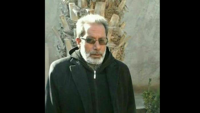 """صورة اغتيال أحد مؤسسي ميليشيا """"الدفاع الوطني"""" بسوريا"""