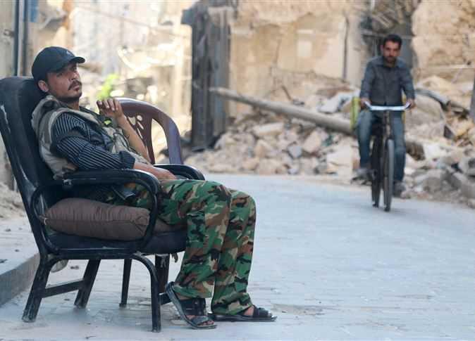 صورة صحيفة: طريق الأسد طويل جداً