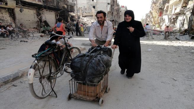 صورة مفتاح العودة بات مفتاحين في سورية