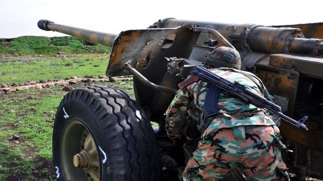 صورة ريفا حمص وحماة يخضعان للإملاءات