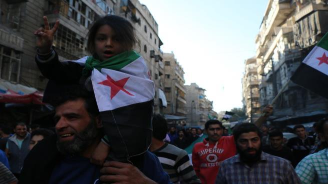 صورة نظام الأسد: أنهينا تهجير وسط سوريا