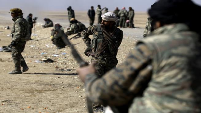 صورة درعا..القبض على 20 عنصراً من تنظيم الدولة