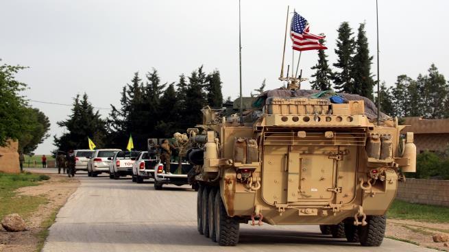 صورة العلاقة الكردية الأميركية المقلقة بسوريا